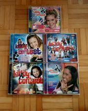 Kiddy Contest CDs