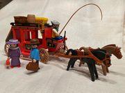 Playmobil Westernkutsche 3245 B 1980er