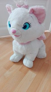 Stofftier Disney Katze Marie
