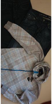 Kleiderpaket Herren 2x Jeans 32