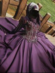 Verlobungs -Hochzeitskleid