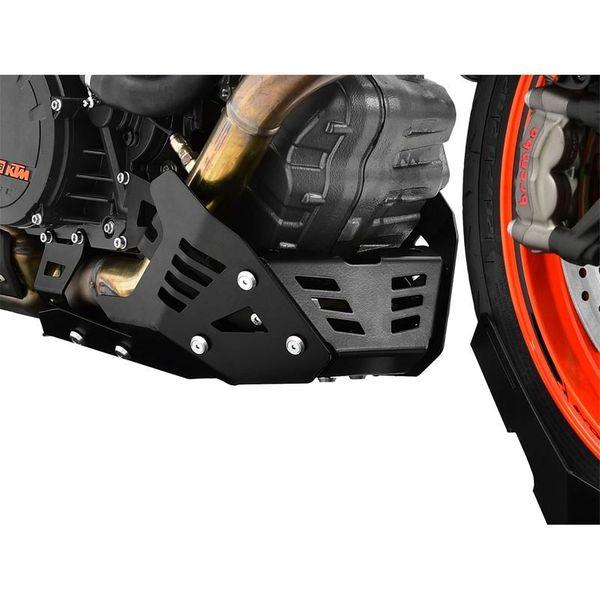 Ibex Bugspoiler Motorschutz für KTM