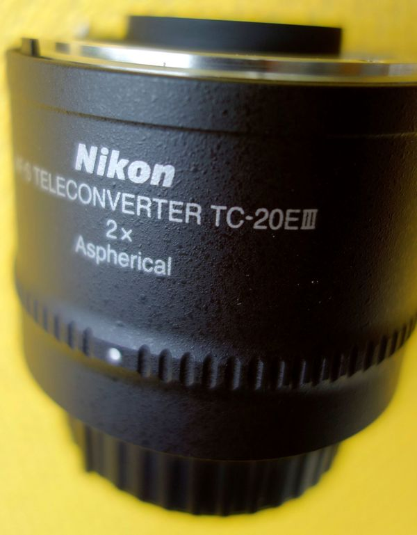 NIKON TELE - KONVERTER 2 0