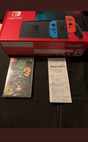Nintendo Switch inkl 1 Spiel