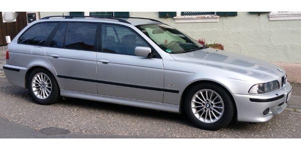 BMW E39 530i