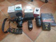 Spiegelreflex Canon EOS 600 D