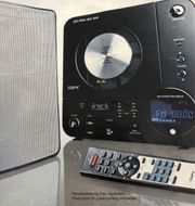 Audio-System mit CD und Docking