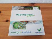 Friends Quiz Aqua Splash Center