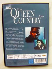 For Queen and Country DVD