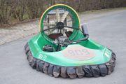BBV Hovercraft mit Rotax 503
