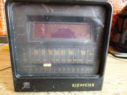 Siemens Radiowecker für Bastler