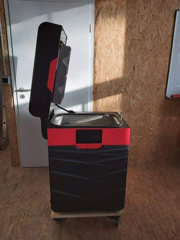 1 x Sinterit Lisa PRO SLS 3D Printer (230V) inkl. Zubehör - Top Zustand!