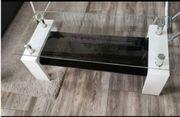 Glas Couch Wohnzimmer Tisch