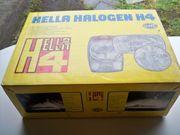 Hella H4 Scheinwerfer für Audi
