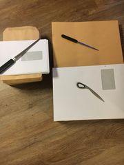 Briefumschläge A5 und A4 inklusive