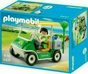 Campingplatz-Servicefahrzeug Playmobil 5437