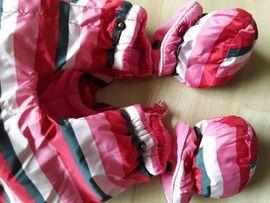 Schneeanzug von Fixoni Größe 56: Kleinanzeigen aus Dettenheim - Rubrik Babykleidung/ -schuhe