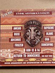 3 CD Box Ethnic Dances