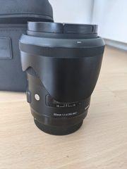 Sigma Art 35mm f1 4