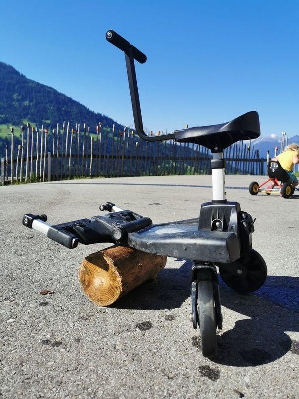 Fillikid buggy board inkl sitz