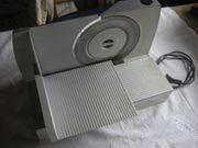 elektrische Brotschneidemaschine von Siemens Allesschneider