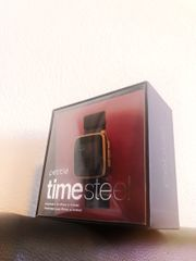 Pebble time steel