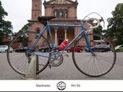 Martinetto Rennrad für die L