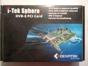 PC Sat TV PCI Karte