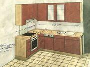 Nobilia Küchenzeile bisher 265 x