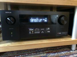 Denon AVC-X8500H 13.2 Verstärker AV-Receiver schwarz Dolby-Atmos 4K in OVP