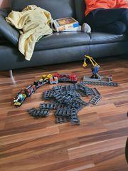 Lego Güterzug 60098 mit Extra