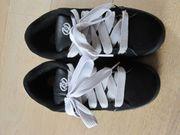 HEELYS Skaterschuh-Optik - schwarz weiß - Größe