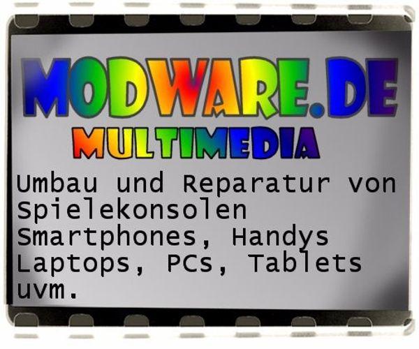 Reparatur und Umbau von Spielekonsolen