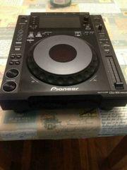 Pioneer CDJ 900 Nexus top