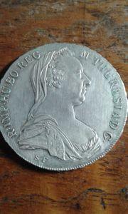 Suche Kaufe Maria Theresiathaler und