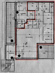 Stilvolles Design-Penthouse