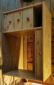 massiv Holz Schreibtisch
