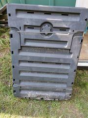 ECO-MASTER Komposter schwarz a ca