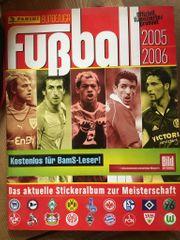 Rarität - Panini Fußballsammelalbum Bundesliga 2005