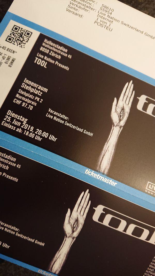 Tool tickets