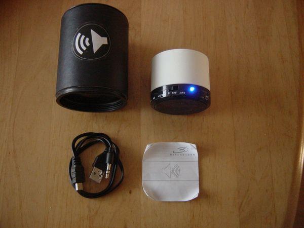 Berendsohn Lautsprecher mit Bluetooth Technologie