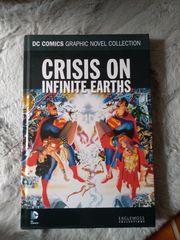 DC Comic Crisis on Infinite
