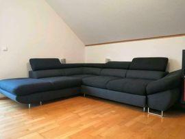 Polster, Sessel, Couch - Sofa wie neu mit Schlaffunktion