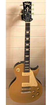 Vintage Les Paul VS100 Gold