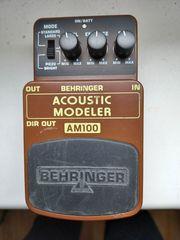 Acoustic Modeller Behringer