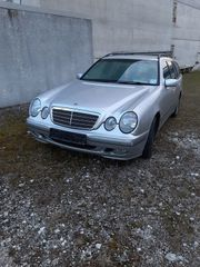 Mercedes Benz E220 Diesel AHK