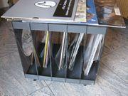 LP - Archiv Box - Aufbewahrungs - Rollwagen