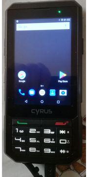 CYRUS CM17 stabiles Outdoor-Smartphone