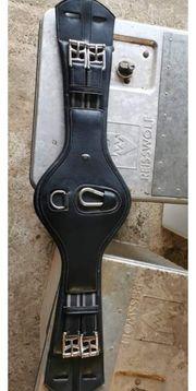 Leder Kurzgurt Corbon Soft 65cm