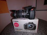 Canon EOS 1200D 18-200mm Sigma